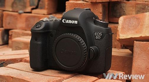 Đánh giá Canon EOS 6D