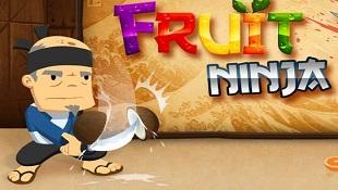 Fruit Ninja là game trả phí được tải nhiều nhất trên Windows 8