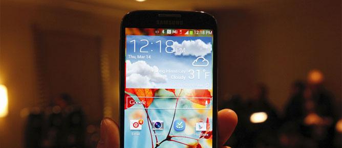 Đánh giá chi tiết Samsung Galaxy S4