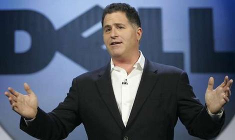 """Dell: lý do để trở lại thành công ty tư nhân là """"tablet đang 'làm thịt' thị trường PC"""""""
