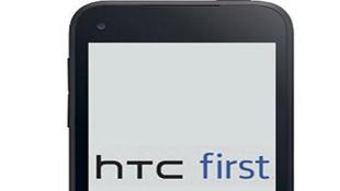 Rò rỉ hình ảnh smartphone Facebook HTC First