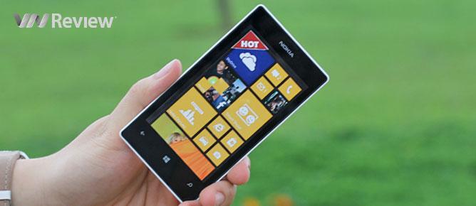 VnReview tặng độc giả điện thoại Nokia Lumia 520