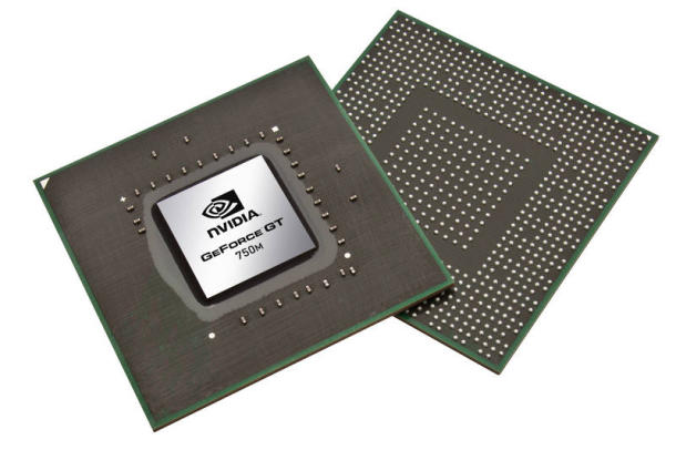 Nvidia giới thiệu dòng vi xử lý đồ họa 700M cho laptop