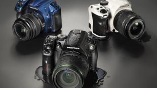 DSLR Pentax K-30 có 15 lựa chọn màu sắc mới
