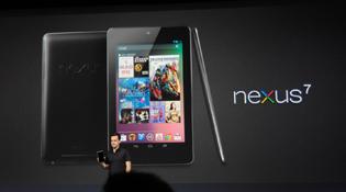 Google sẽ bán Nexus 7 thế hệ 2 dùng chip Qualcomm vào tháng 7