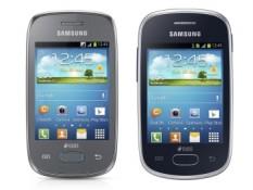 Samsung ra mắt bộ đôi Android giá rẻ: Galaxy Pocket Neo và Galaxy Star