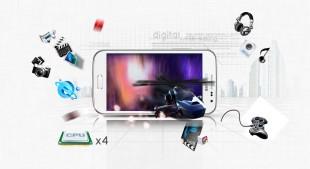 Samsung chính thức giới thiệu Galaxy Win tại Trung Quốc