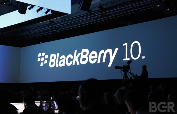 Rò rỉ thiết bị BlackBerry 10 giá rẻ