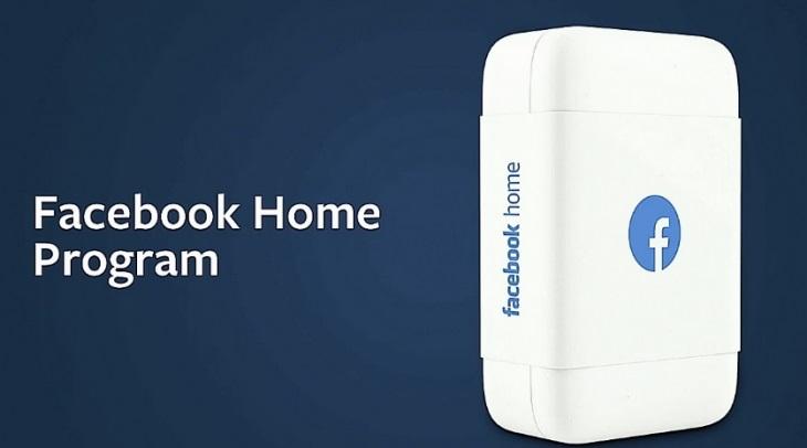 Facebook sẽ đưa ra quảng cáo trên Cover Feed của Facebook Home