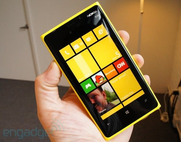 Nokia thừa nhận có lỗi cập nhật trên Lumia 920