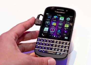 Rò rỉ bản cập nhật BlackBerry 10.1, thêm chức năng cho bàn phím QWERTY