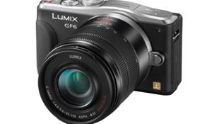 Panasonic chính thức ra mắt máy ảnh Lumix GF6 hỗ trợ Wi-Fi và NFC