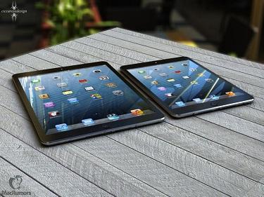 iPad 5 mỏng nhẹ hơn sẽ đi vào sản xuất hàng loạt vào tháng 7/8?