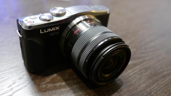 Trên tay Panasonic Lumix DMC-GF6