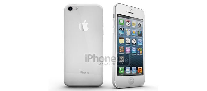 Đây có thể sẽ là chiếc iPhone giá rẻ của Apple?