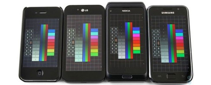 Tìm hiểu các loại màn hình smartphone thời thượng