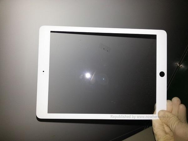 Lộ ảnh chụp khung của iPad 5