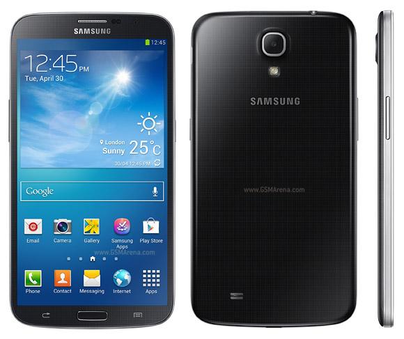 Samsung chính thức công bố 2 mẫu phablet Mega 5.8 và Mega 6.3