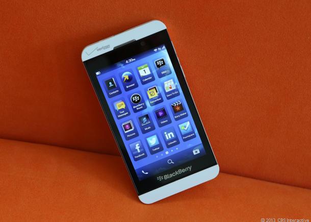 BlackBerry phủ nhận tin đồn Z10 bị mang trả lại quá nhiều