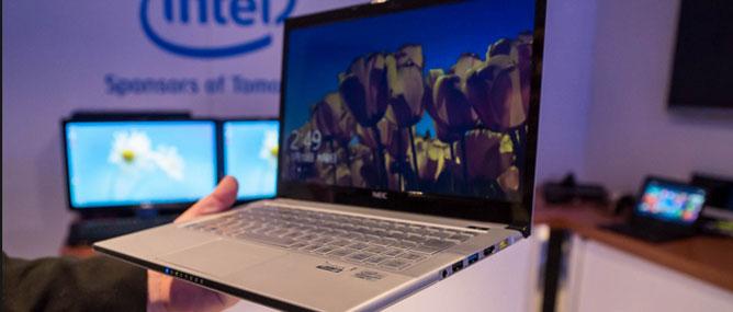 """Laptop Haswell sẽ không """"cứu"""" nổi thị trường PC"""