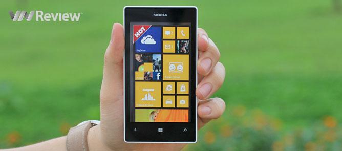 Độc giả trúng điện thoại Nokia Lumia 520 có mã số SNL5449