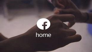 Facebook chính thức phát hành Facebook Home cho người dùng Android
