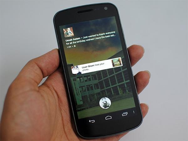 Hướng dẫn tải và cài đặt Facebook home cho điện thoại chưa được hỗ trợ.