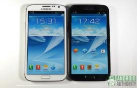 Galaxy Note III sẽ có thiết kế mới?