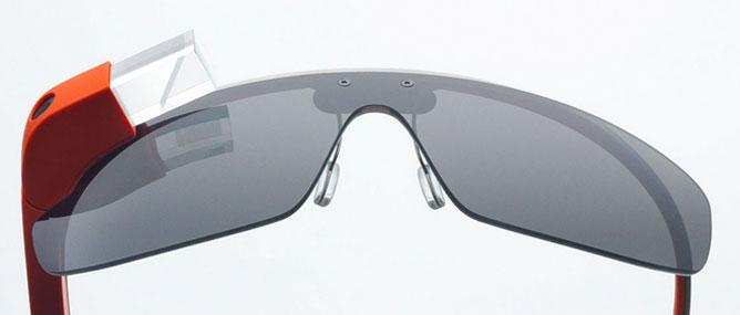 Cấu hình chính thức của Google Glass
