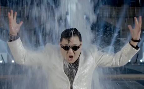 Gentleman của Psy lập kỷ lục YouTube mới