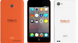 Smartphone Firefox OS có bán từ tháng 6