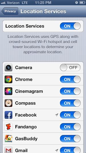 Những cái gì đang ngốn pin của iPhone? - 5164