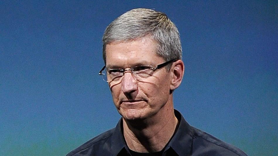 Apple sắp thay Tim Cook?