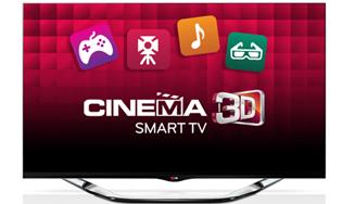 LG ra mắt loạt TV LED 3D năm 2013 ở Việt Nam