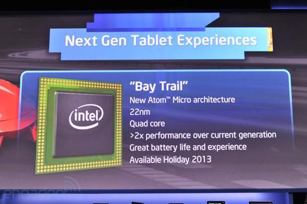 Microsoft và Intel đồng loạt tuyên bố tấn công vào thị trường tablet giá rẻ