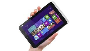 Acer sắp ra tablet Iconia W3 màn hình 8 inch chạy Windows 8 Pro
