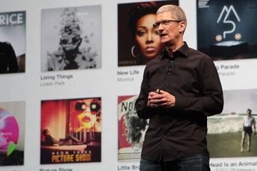 CEO Apple hé lộ về iPhone cỡ lớn