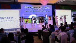 Sony giới thiệu TV 4K tại Việt Nam, kết nối được qua USB 3G