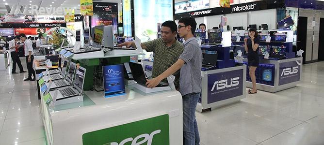 Dưới 9 triệu đồng có nhiều lựa chọn laptop Core i3