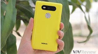 Đánh giá Nokia Lumia 820