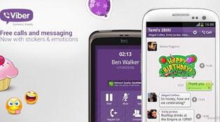 Viber vá lỗ hổng cho phép qua mặt màn hình khóa