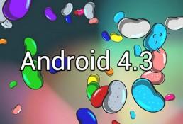 Phiên bản Android tiếp theo là 4.3, vẫn gọi là Jelly Bean