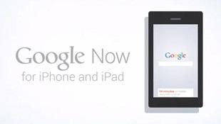 Google Now chính thức đặt chân lên iOS