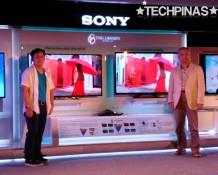 Sony sẽ mang công nghệ màn hình Triluminos lên Xperia