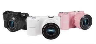 Samsung ra máy ảnh không gương lật NX2000