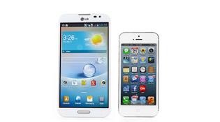 """Những smartphone """"to xác"""" nhất hành tinh"""
