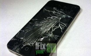 Màn hình iPhone chống vỡ sắp thành hiện thực