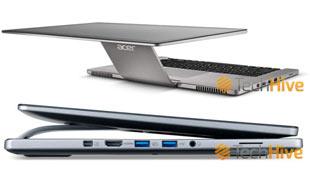 Acer Aspire R7: Định nghĩa lại laptop màn hình xoay, cảm ứng