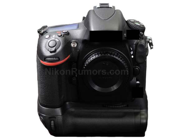 """Nikon D800 """"36 chấm"""" lộ hình ảnh đầu tiên"""