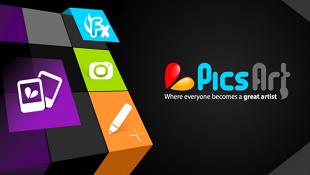 PicsArt - Chỉnh sửa ảnh chuyên nghiệp trên iPhone